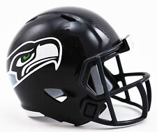 ***NEW*** SEATTLE SEAHAWKS NFL Riddell SPEED POCKET PRO Mini Football Helmet