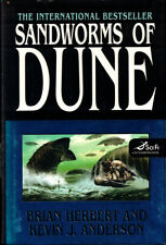 Brian Herbert, Kevin J Anderson / Sandworms of Dune First Edition 2007
