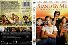 STAND BY ME Page Booklet and Music CD - NEW DVD FREE POST - mmoetwil@hotmail.com