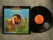 "33 RPM 12"" LP Record Hugo Montenegro Hugo In Wonder-Land 1974 RCA APD1-0413 EXC"