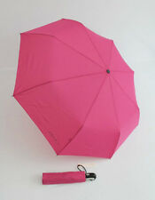 ESPRIT Regenschirm luminous pink Easymatic Automatik Regenschirm für Damen