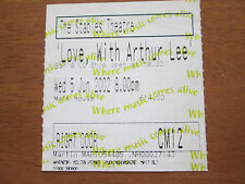 Soweto Kinch - The Stabels Wavendon 30.9.2005 Un Used Concert Ticket