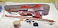 Franz Liebig Dresden GERMANY , JW Pepper Antique German Violin - Stradivarius