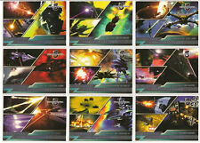 Complete Babylon 5 Trading Cards Classic Confrontations Chase Card Set CC1-CC9