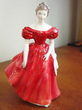Royal Doulton Pretty Ladies Winsome Figurine Hn 2220 - Nice!