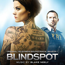 BLINDSPOT Season 1 2016 TV SERIES Blake Neely LA-LA LAND CD SOUNDTRACK Score NEW