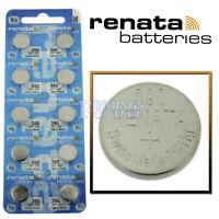 390 Renata Watch Battery SR1130S Swiss Made 0% Mercury Official Distributor