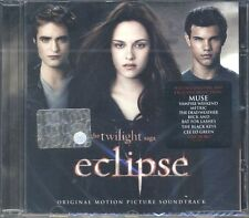The Twilight Saga Eclipse Ost - Muse/Metric/Cee Lo Green/The Black Keys Ost Cd M