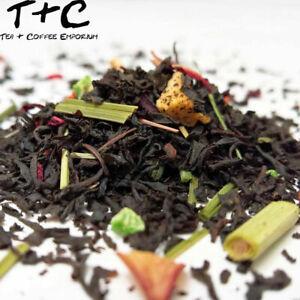 John Lemon Tea - Premium Black Tea-Based Ceylon 25g - 1kg