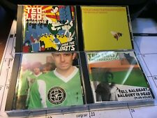 TED LEO + THE PHARMACISTS 4 CD LOT DISCOGRAPHY