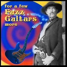 Various - For A Few Fuzz Guitars More. Brand new CD + factory sealed