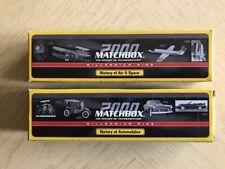 Matchbox 2000 Millennium Rigs