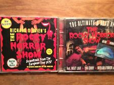 The Rocky Horror Show [ 2 CD Alben ] Ultimate & Best of + Musical Tour 1996/1997