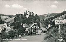 AK aus St.Kathrein am Hauenstein mit Ortstafel, Steiermark  (B15)