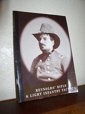 Reynolds' Rifle & Light Infantry Tactics (Paperback,1997)