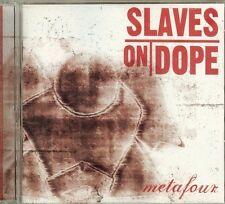 Slaves on Dope - Metafour - CD (2003) - USED