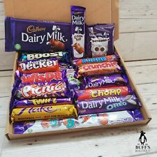LARGE Cadbury Chocolate Sweet Hamper Selection Mix Gift Box Present Personalised
