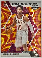 2019-20 Panini Prizm Mosaic Darius Garland Rookie Card RC Orange Reactive Cavs🔥