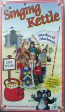 Singing Kettle  Medieval Madness VHS Video Tape