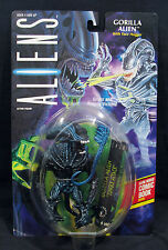 ALIENS-GORILLA ALIEN-1992 Action Figure w/Comic Book Inside-Unopened-KENNER