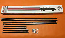 1958 1959 1960 Thunderbird Window Felt Kit Sweeps Whiskers 2 Door Hardtop Ford