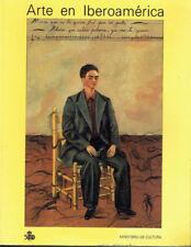 Arte en Iberoamérica, 1820-1980. Catálogo. Dawn Ades, organizador.