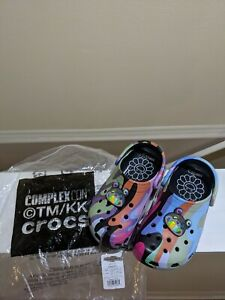 Takashi Murakami x Crocs ~ Mens 5 / Women 7 ~ Complexcon TM/KK ~ SHIPS TODAY!