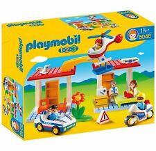 Nouveau élégant Best X-masse Cadeau Playmobil 123 police et ambulance Playset