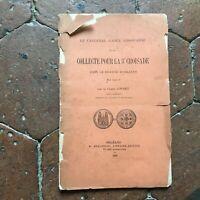 Raoul Grosparmi et la collecte pour la 8e croisade Diocèse d'Orléans 1269 Couret