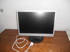SCHERMO MONITOR PC COMPUTER PIATTO LCD 19 WV POLLICI NEC