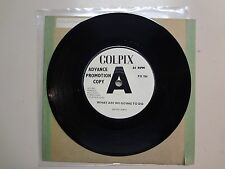 """DAVID JONES:(Of Monkees)What Are We Going To Do?-This Bouquet-U.K. 7"""" Colpix DJ"""