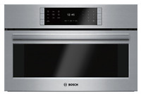 "Bosch HSLP451UC Benchmark Series 30"" Stainless Steel Steam Convection Oven New"