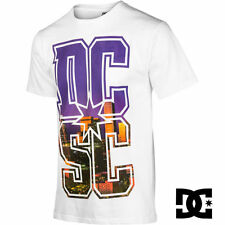 DC Shoes Citywide Skateboard T-Shirt Tee White L NWT 32€ Skate Surf Streetwear