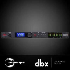 DBX DriveRack PA2 Speaker Management System