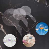 10pcs transparent clear bobo balloons no wrinkle wedding marriage party decor