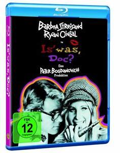 Is' was, Doc? [Blu-ray/NEU/OVP] Barbra Streisand, Ryan O'Neal von Peter Bogdanov