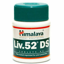 Himalaya Herbal Liv.52 DS 60 Tablets -1pc -  Expiry 10/2022