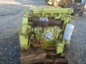 Detroit Diesel 4-71 Engine Good Running Terex