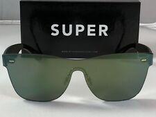 Retrosuperfuture Tuttolente Classic Petrol Frame Sunglasses SUPER V10 55mm NEW