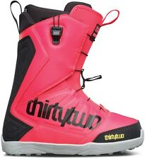 ThirtyTwo Men Lashed Ft Snowboard Boots (9) Neon