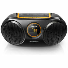Philips AT10 Portable Bluetooth Speaker - Black
