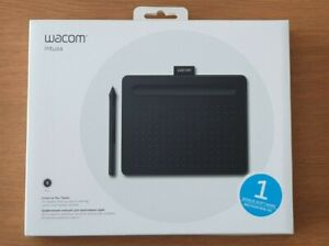 Wacom Intuos CTL-4100 Graphics Tablet - Black New and Sealed