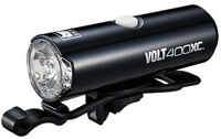 Cateye Volt 400xc USB Rechargeable Front Light Black