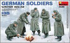 MIN35218 - Miniart 1:35 - German Soldiers (Winter 1941-42)