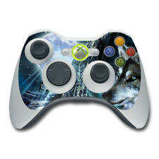 Xbox 360 Controller Skin - Howling - Vinyl Decal DecalGirl Sticker