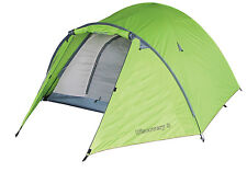 Hotcore Discovery 4 person, 3 season family car camping tent