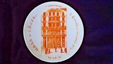 "HAAS & CZJZEK Extremely RARE Wien (Vienna) Porcelain 3"" Dish"