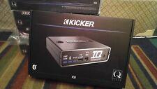 Kicker 42IQI Q-Class Bluetooth Hands-Free Intelligent Amplifier Interface IQI