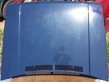 gebr. Motorhaube, VW Golf 2, dunkelblau, leichte Kratzer