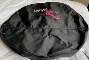 """Black Ballet Pancake TUTU BAG XL 40"""" Girls Dance/ Ballet. Great Birthday Gift !!"""
